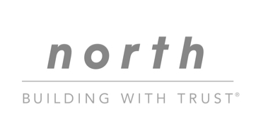 North building with trust